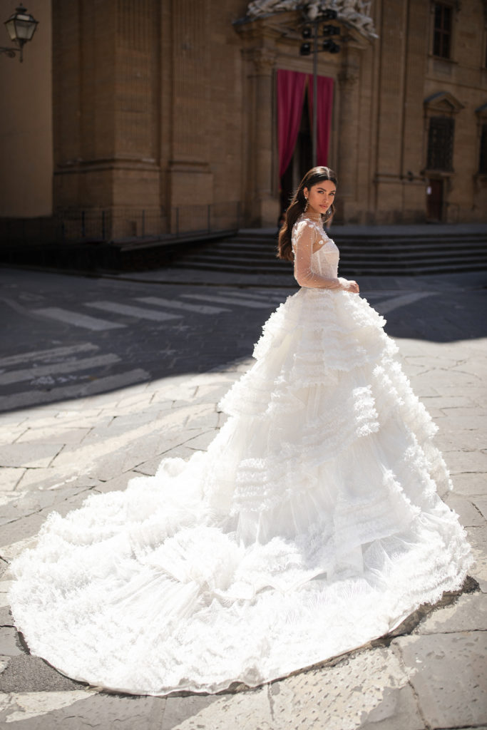 Different Wedding Dresses Style And Silhouettes By Milla Nova