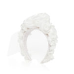 Headband with silk roses