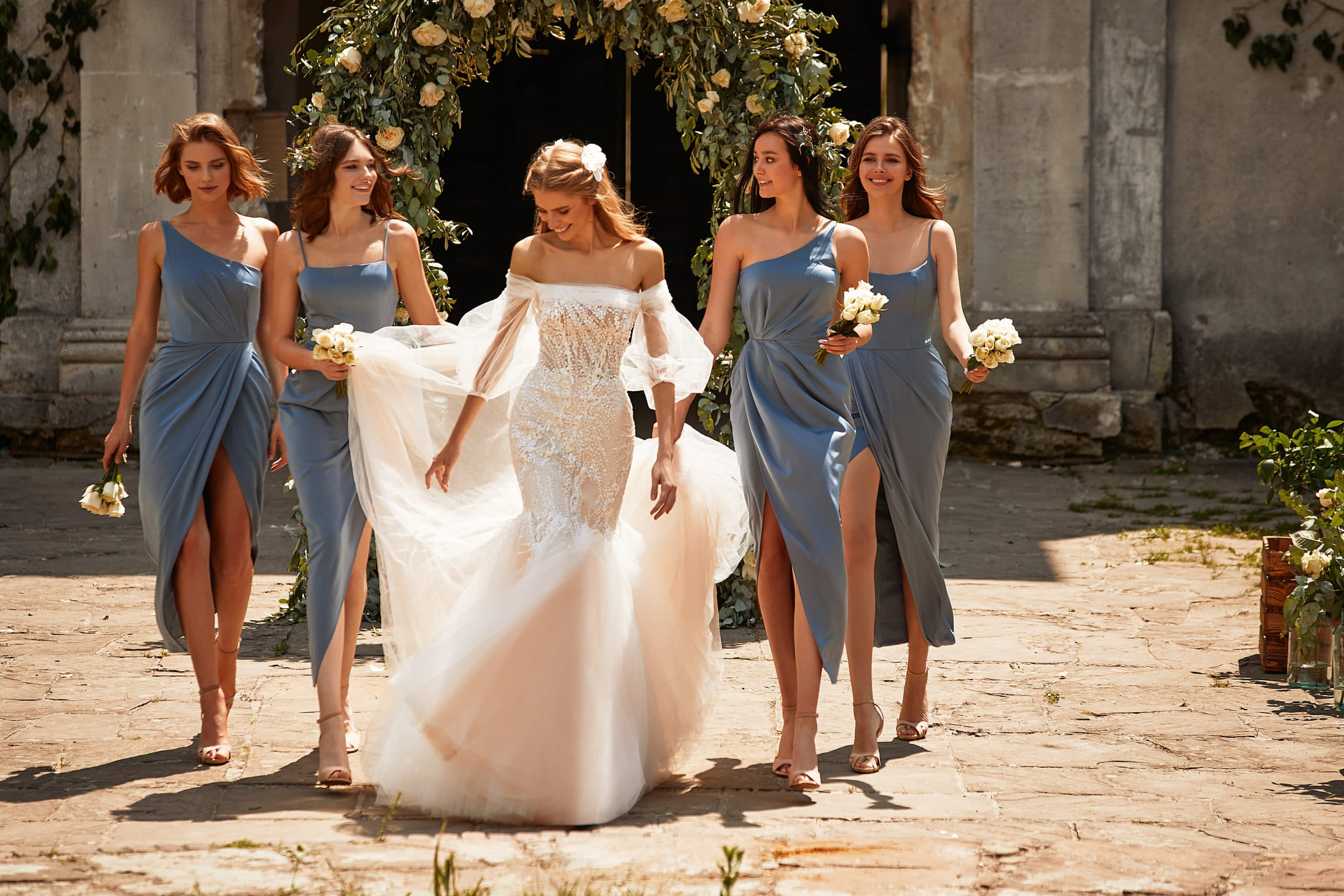 Milla bridesmaid dresses and Milla Nova Dream Wedding Dresses