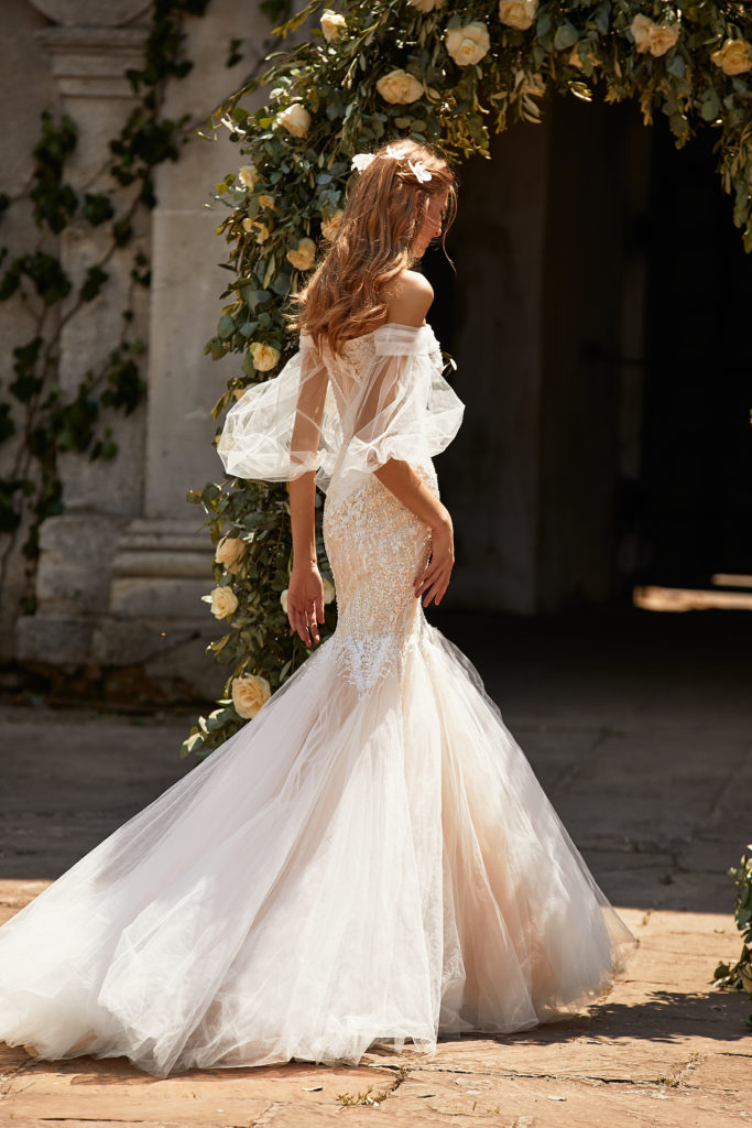 Milla Nova Katalina Mermaid Wedding Dress 2021 collection
