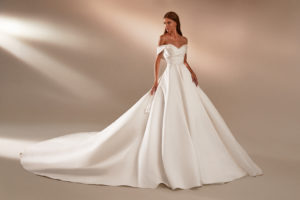 Classic Ball Gown from Milla Nova 2021 wedding dresses collection