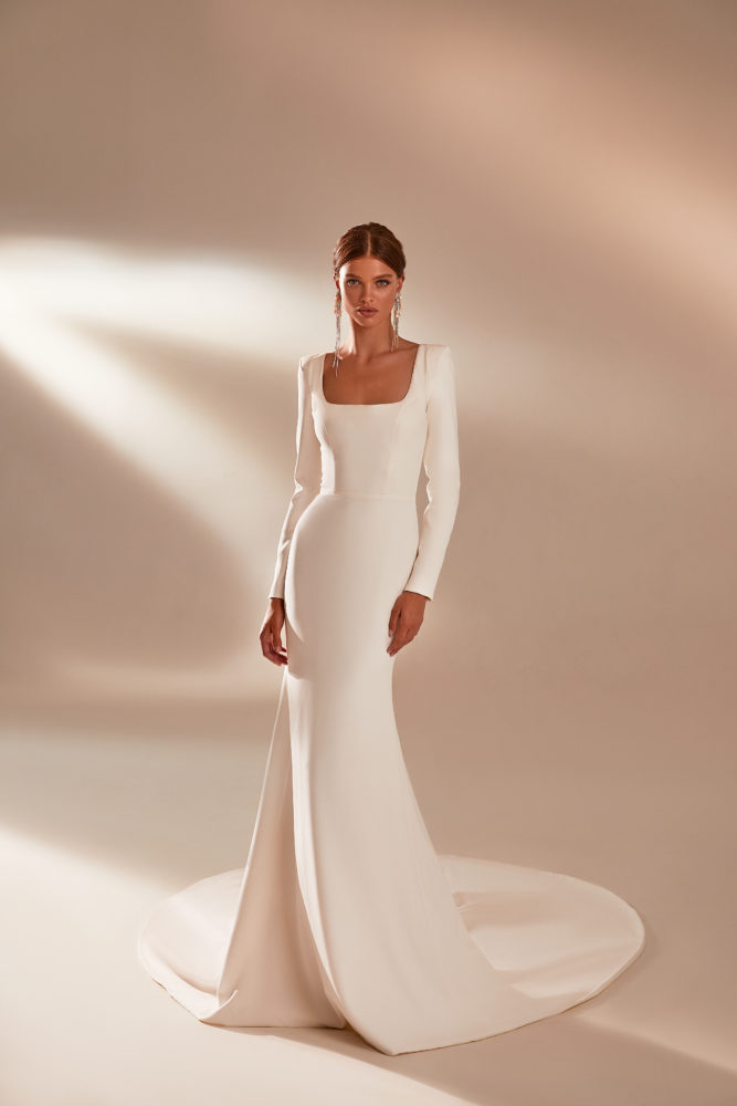 milla nova mermaid wedding dress 2021 collection