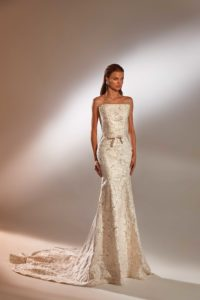 Milla Nova new 2021 wedding dresses collection.