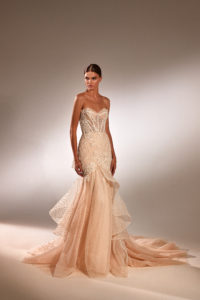 Milla Nova Mermaid Wedding Dress New 2021 Collection