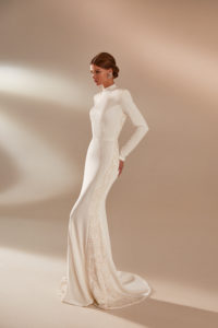 Milla Nova 2021 collection mermaid wedding dress