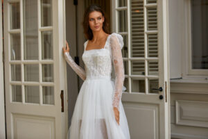Emperial Gown Wedding Dresses