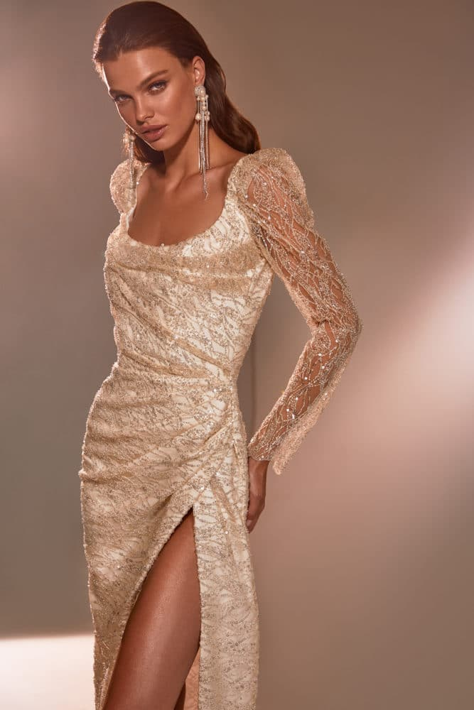 Winter Wedding Dress from Milla Nova